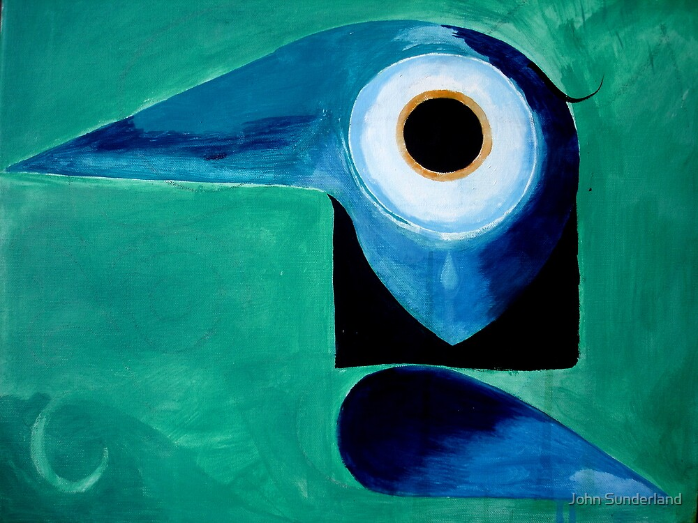 Bird by John Sunderland
