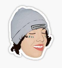 Lil Xan Sticker