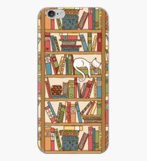 Bookshelf No.1 iPhone Case