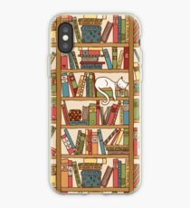Bookshelf No.1 iPhone Case