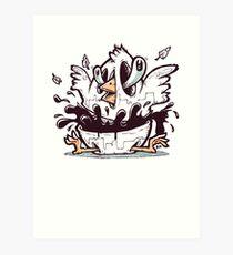 Easter Chick Art Print