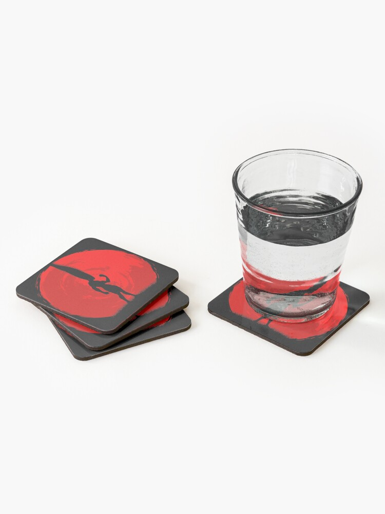 Alternate view of Gon Xhunter Coasters (Set of 4)