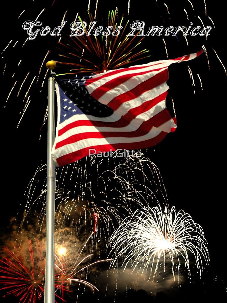 God Bless America by Paul Gitto