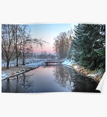 Christmas Reflections Poster