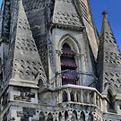 Christchurch Cathedralling ( 2 ) by Larry Lingard-Davis