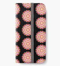Starburst Candy Mandala iPhone Wallet/Case/Skin