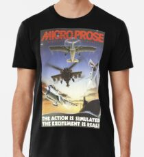 Micro Prose Premium T-Shirt