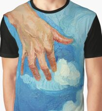 Touching Clouds Graphic T-Shirt