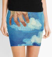Touching Clouds Mini Skirt