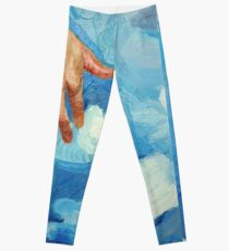 Touching Clouds Leggings
