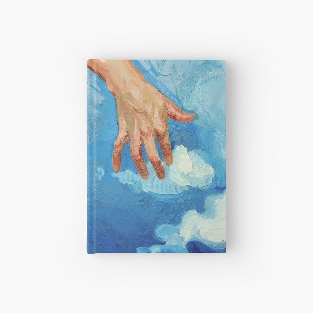 Touching Clouds Hardcover Journal