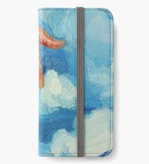 Touching Clouds iPhone Wallet/Case/Skin