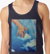 Touching Clouds Tank Top