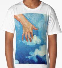 Touching Clouds Long T-Shirt