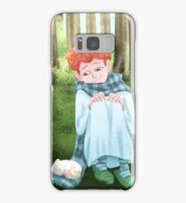 Knock-Knock - happy version Samsung Galaxy Case/Skin