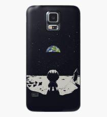 Funda/vinilo para Samsung Galaxy Espacio solitario