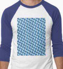 Weaving 2 Men's Baseball ¾ T-Shirt