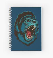 Gorilla Kong Spiral Notebook
