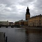 Gothenburg from the riverside by 71featherst