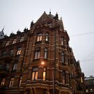 A snippet of Gothenburg architecture by 71featherst