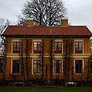 The yellow house, Trädgårdsföreningen by 71featherst