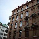 Gothenburg architecture by 71featherst