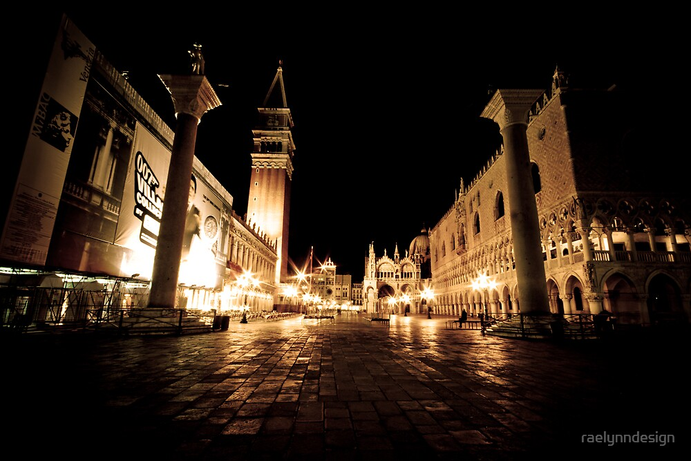 Light in the Piazza by raelynndesign