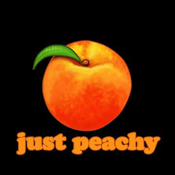 just peachy by brickelle
