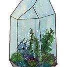 Tiny Dragon by Rayne Karfonta