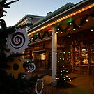Kaninlandet, Liseberg - decorated for Christmas! by 71featherst