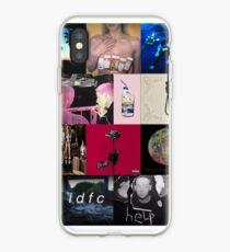 blackbear cover art collage iPhone Case