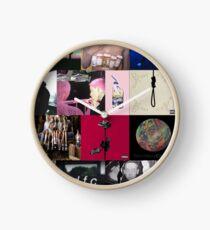 blackbear cover art collage Clock