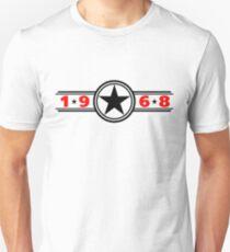 Star of Year 1968 Unisex T-Shirt
