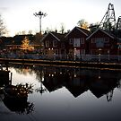 Liseberg by dawn by 71featherst