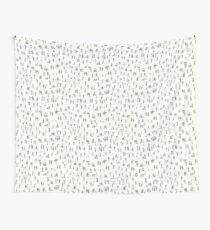 Tiny Pedestrians Wall Tapestry