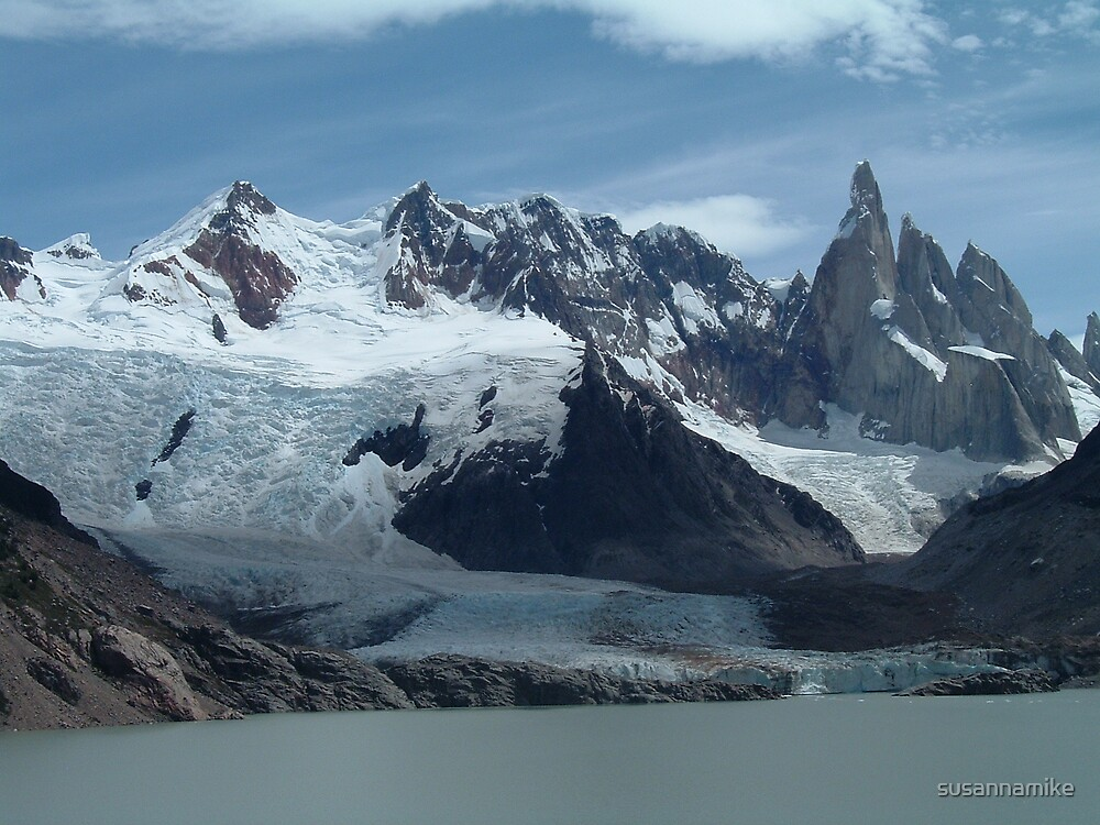 Patagonia Scenery by susannamike
