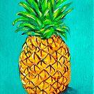 Pineapple by Amanda  Shelton