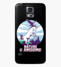 Nature U Awesome! Case/Skin for Samsung Galaxy
