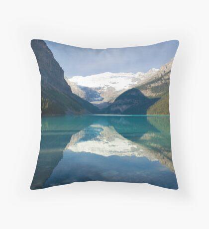 Lake Louise Series 3 Throw Pillow