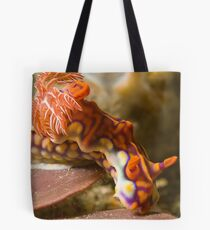 Miamira Magnifica Nudibranch Tote Bag