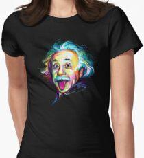 Einstein Women's Fitted T-Shirt