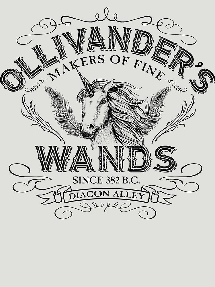Ollivanders Zauberstab Shop von Mindspark1