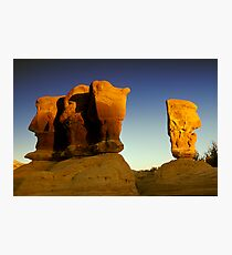 Four Kings Photographic Print