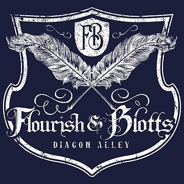 Flourish and Blotts by Mindspark1