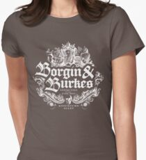 Bourgins and Burkes Women's Fitted T-Shirt