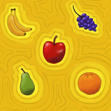 ¡Fruits! by julper