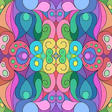Bright Pattern by Marmylade