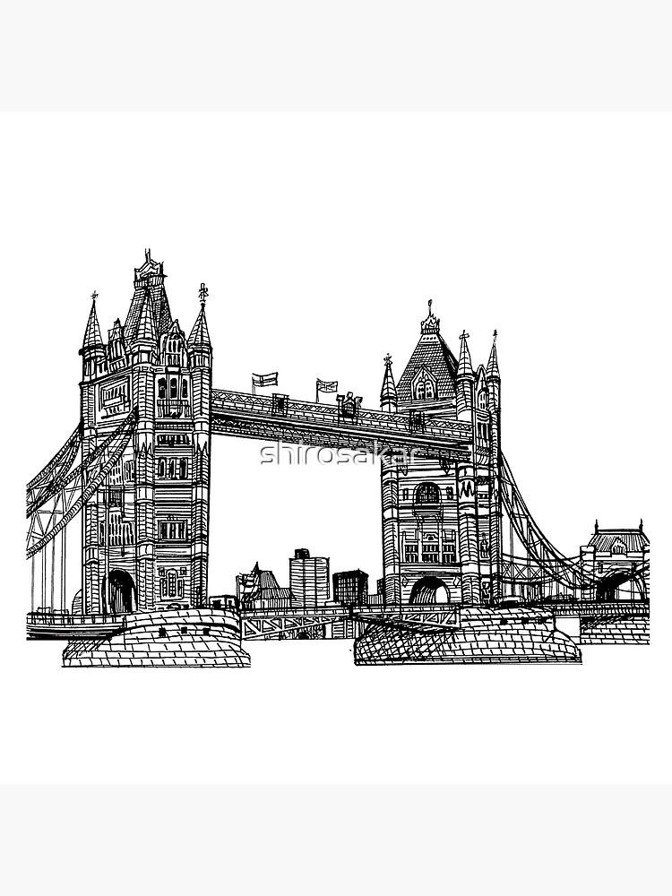 London Tower Bridge von shirosakar