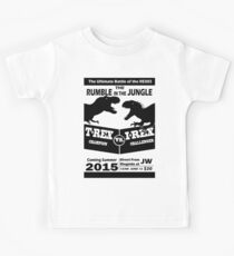 The Rumble in the Jungle Kids Tee