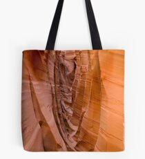 Zebra Slot Tote Bag